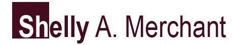 Shelly A. Merchant logo
